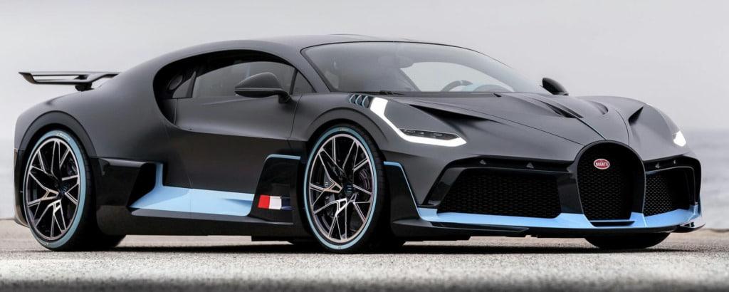 Bugatti Divo The Collectors Circle