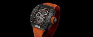 Richard Mille RM-50-03 F1 Orange