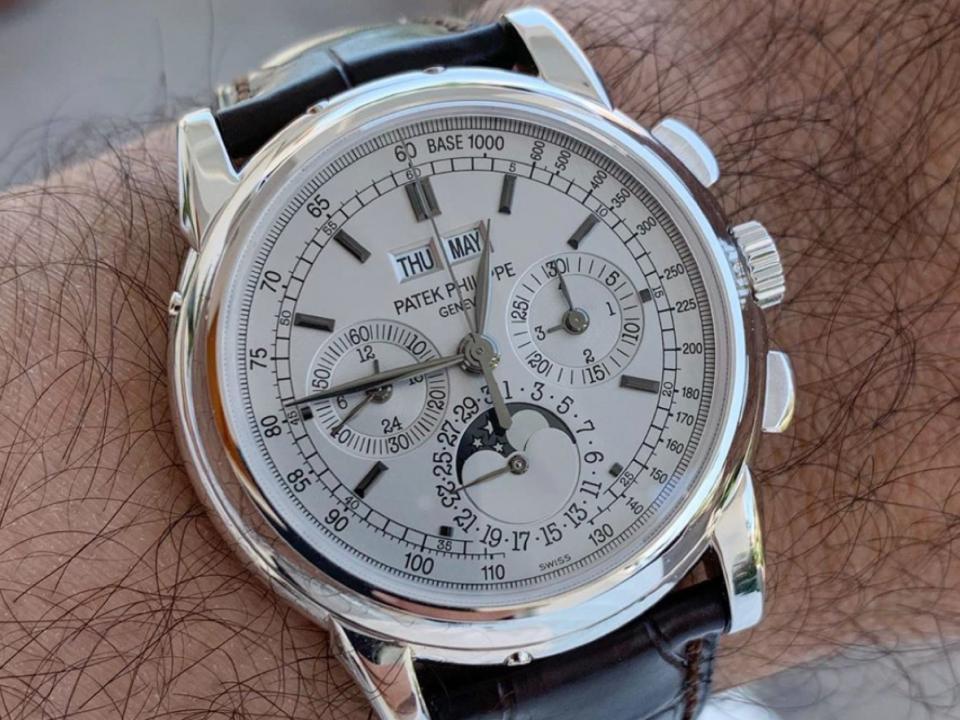 Picture 1 - Patek Philippe 5970 WG Chronograph Perpetual Calendar