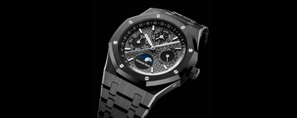 Audemars Piguet Royal Oak Perpetual Calendar Ceramic Black (26579CE)