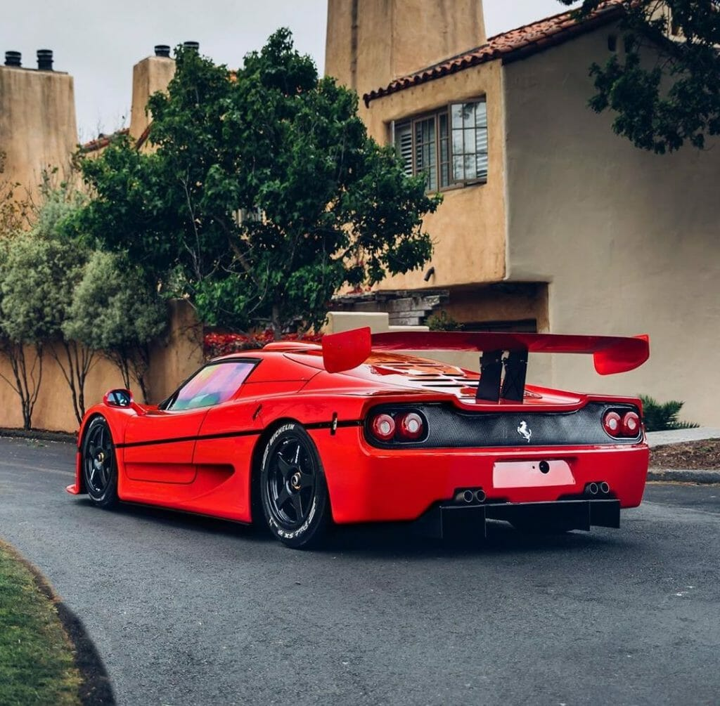 Ferrari F50 Gt The Greatest Car That Never Raced The Collectors Circle