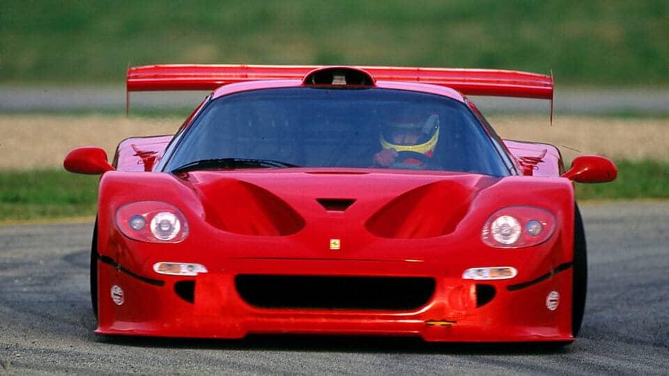 Ferrari F50 GT - Picture 2
