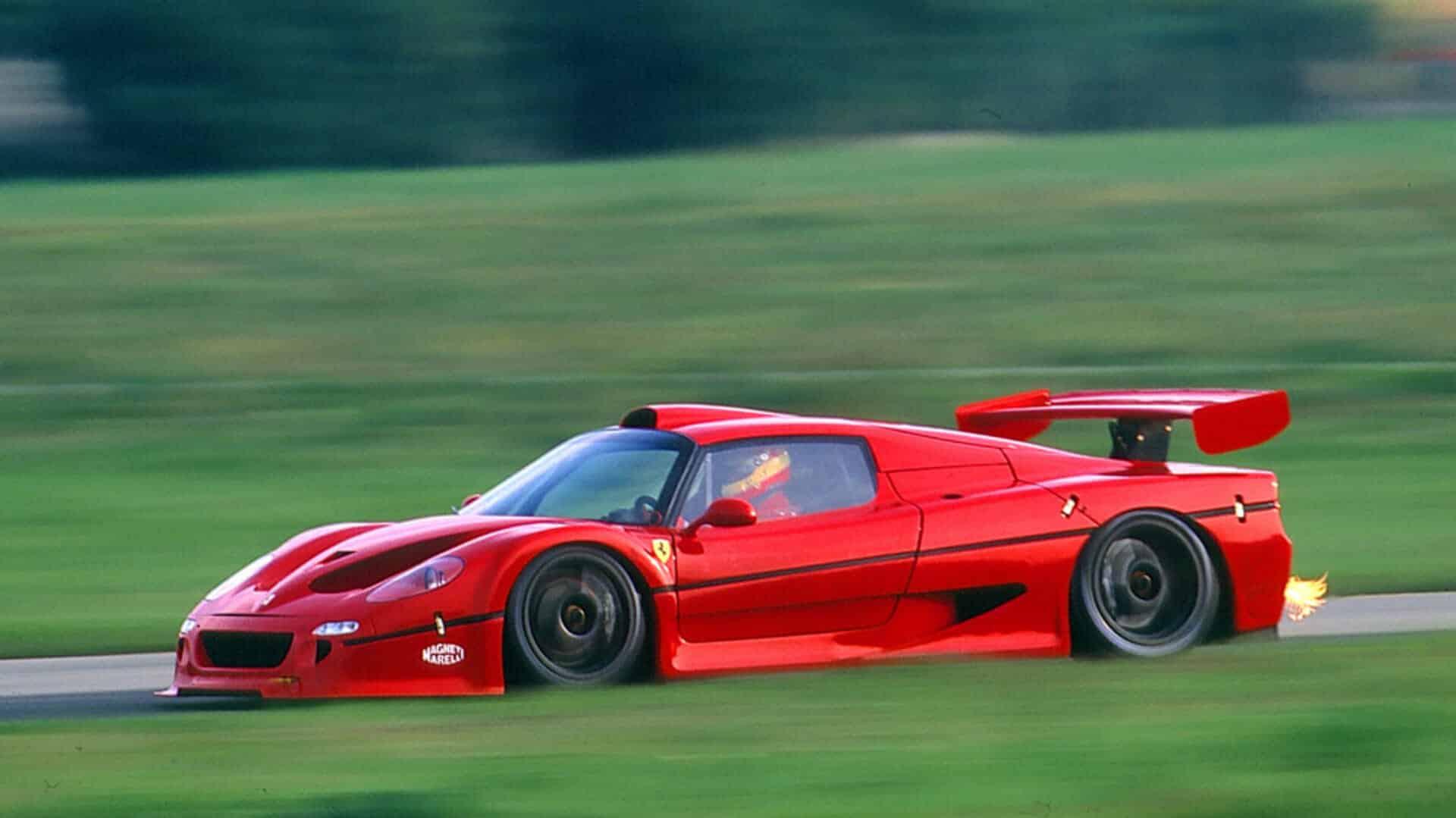 Ferrari F50 GT - Picture 3