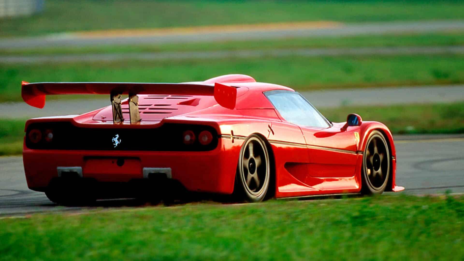 Ferrari F50 GT - Picture 4