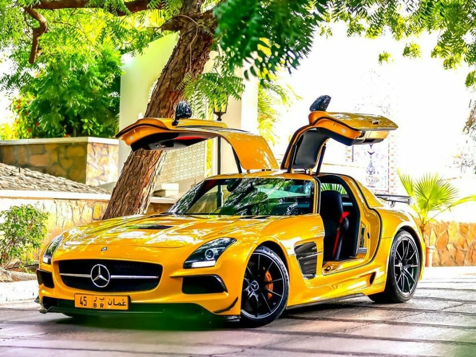 Mercedes-Benz SLS AMG Black Series by @k_cars Picture 1