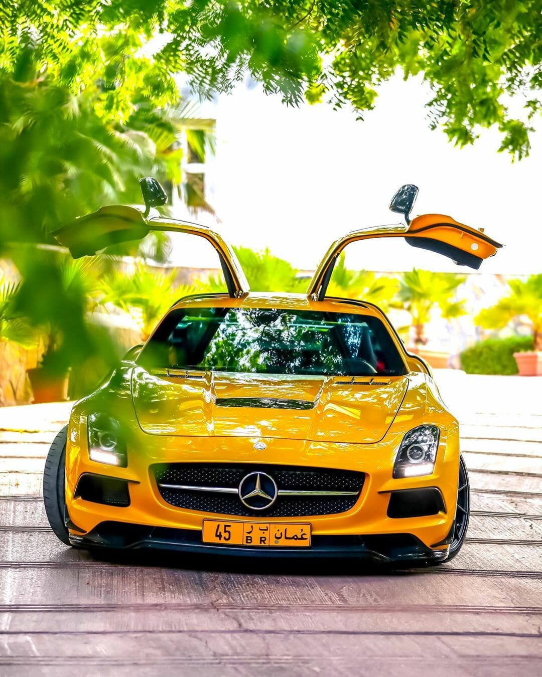 Mercedes-Benz SLS AMG Black Series by @k_cars Picture 2
