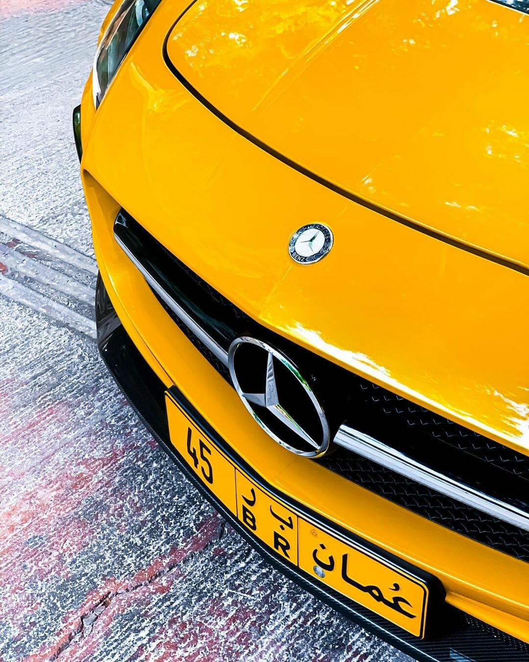 Mercedes-Benz SLS AMG Black Series by @k_cars Picture 6