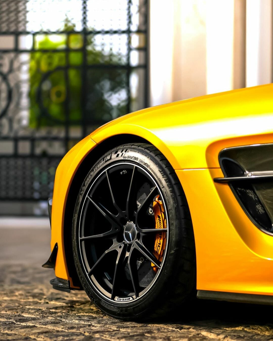 Mercedes-Benz SLS AMG Black Series by @k_cars Picture 8