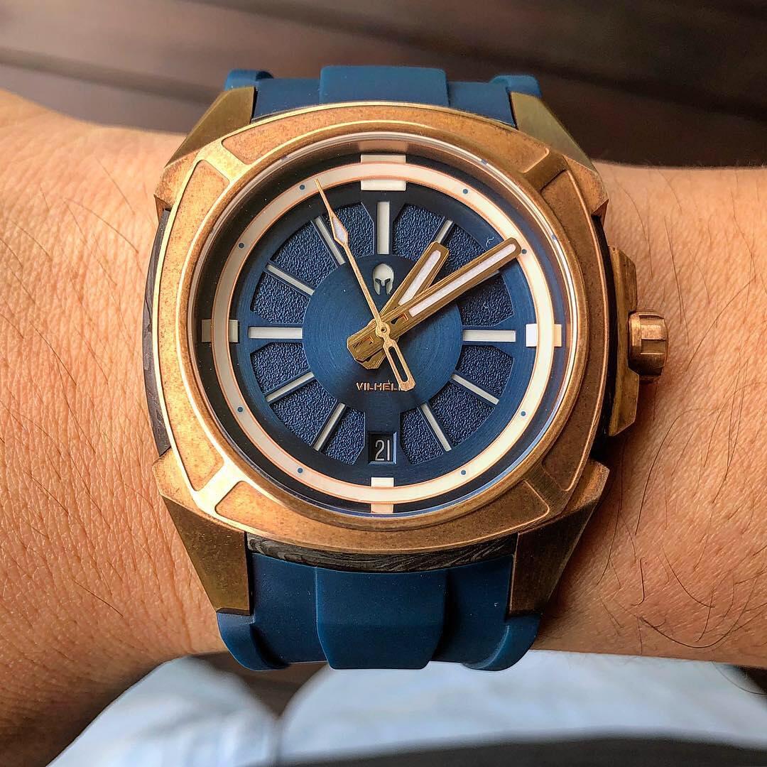 Nop's Vilhelm Watch - 1