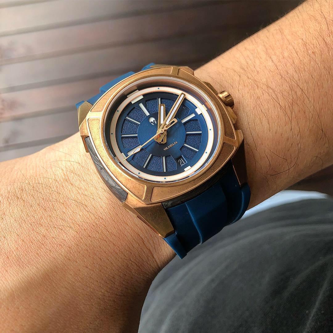 Nop's Vilhelm Watch - 2