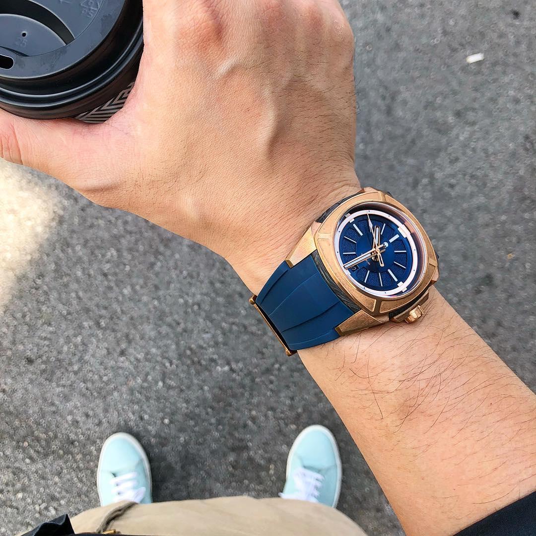 Nop's Vilhelm Watch - 3