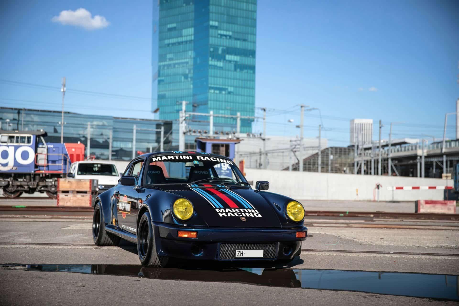 Porsche 911 Martini81 - Picture 12