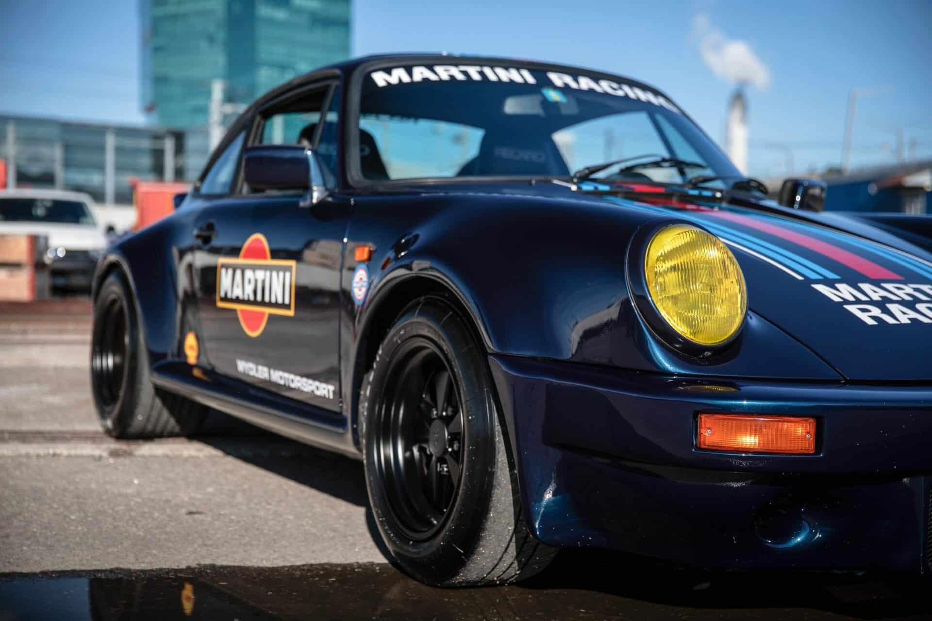 Porsche 911 Martini81 - Picture 13