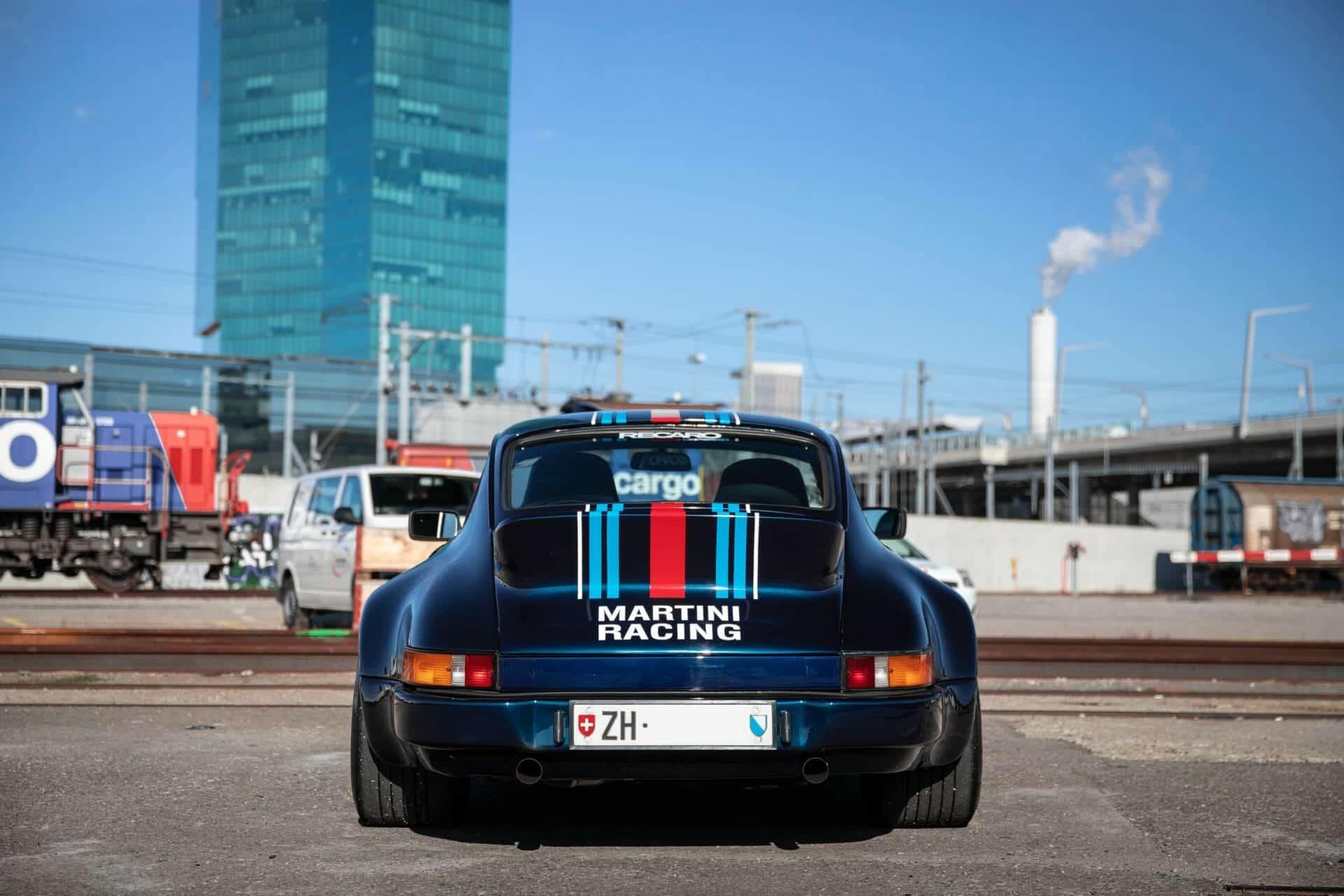Porsche 911 Martini81 - Picture 17