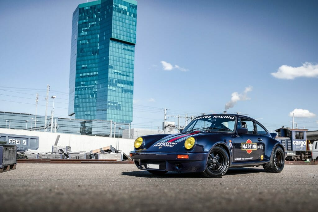 Porsche 911 Martini81