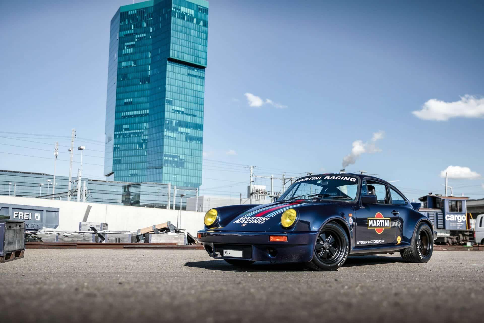 Porsche 911 Martini81 - Picture 1