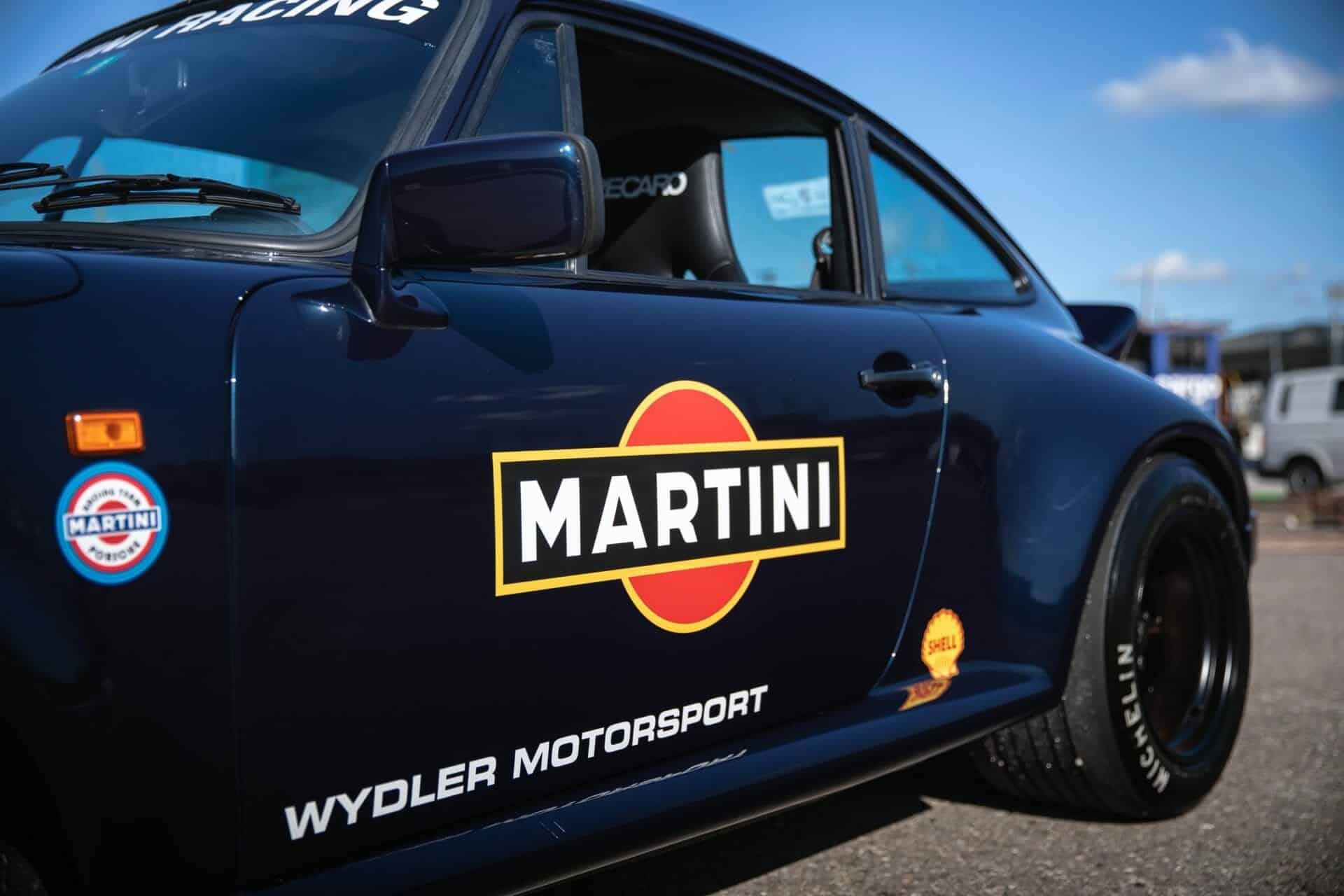 Porsche 911 Martini81 - Picture 7