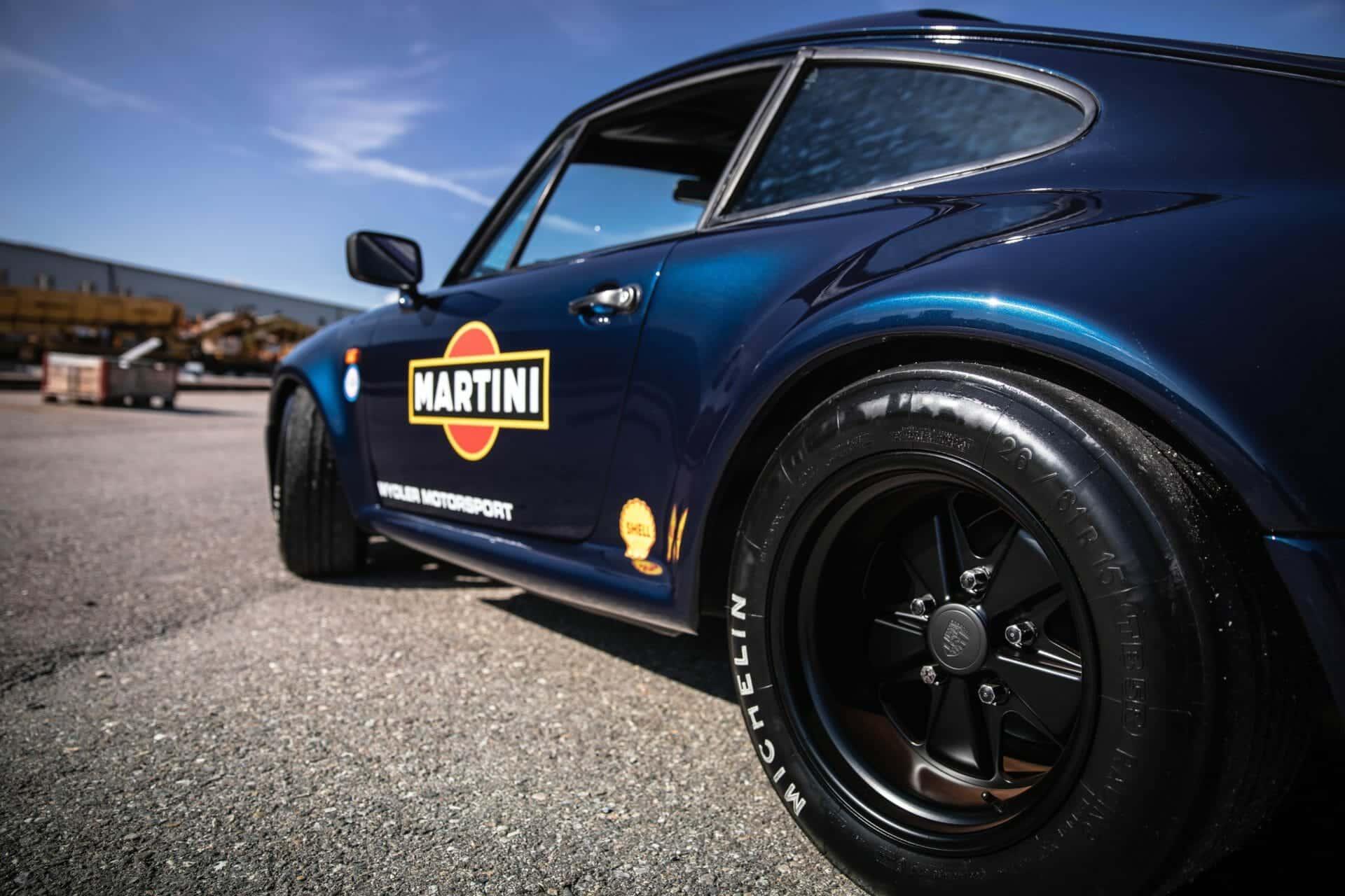 Porsche 911 Martini81 - Picture 8