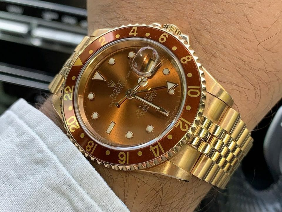 Rolex GMT Eye Of The Tiger Ref.16718 by @horology_ancienne - 2