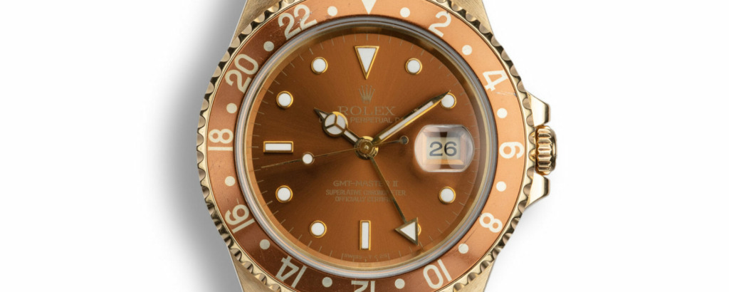 Rolex GMT Master II Rootbeer - Cover Image 1