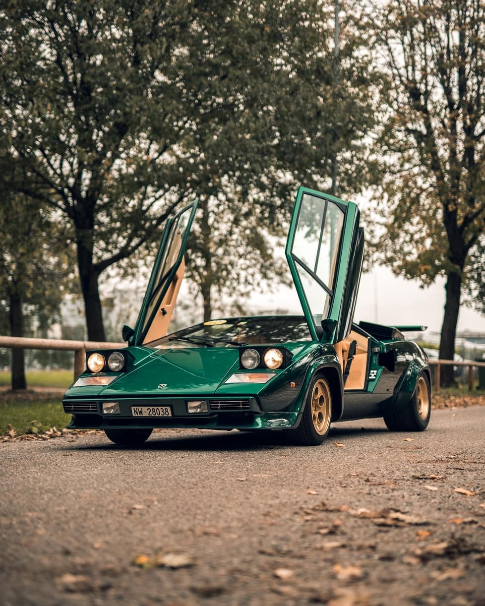 Lamborghini Countach @davidclementephotography - Image 1
