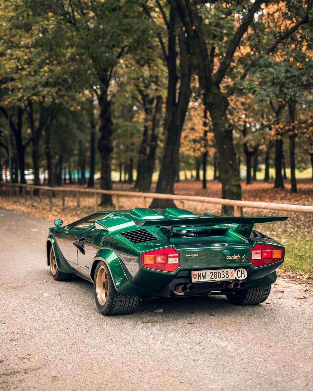 Lamborghini Countach @davidclementephotography - Image 2