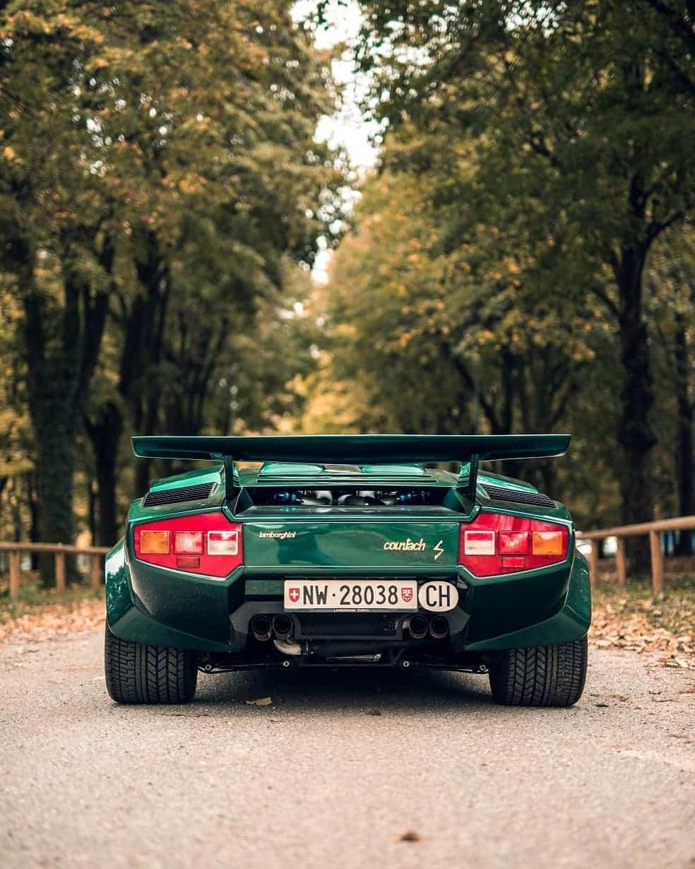 Lamborghini Countach @davidclementephotography - Image 3