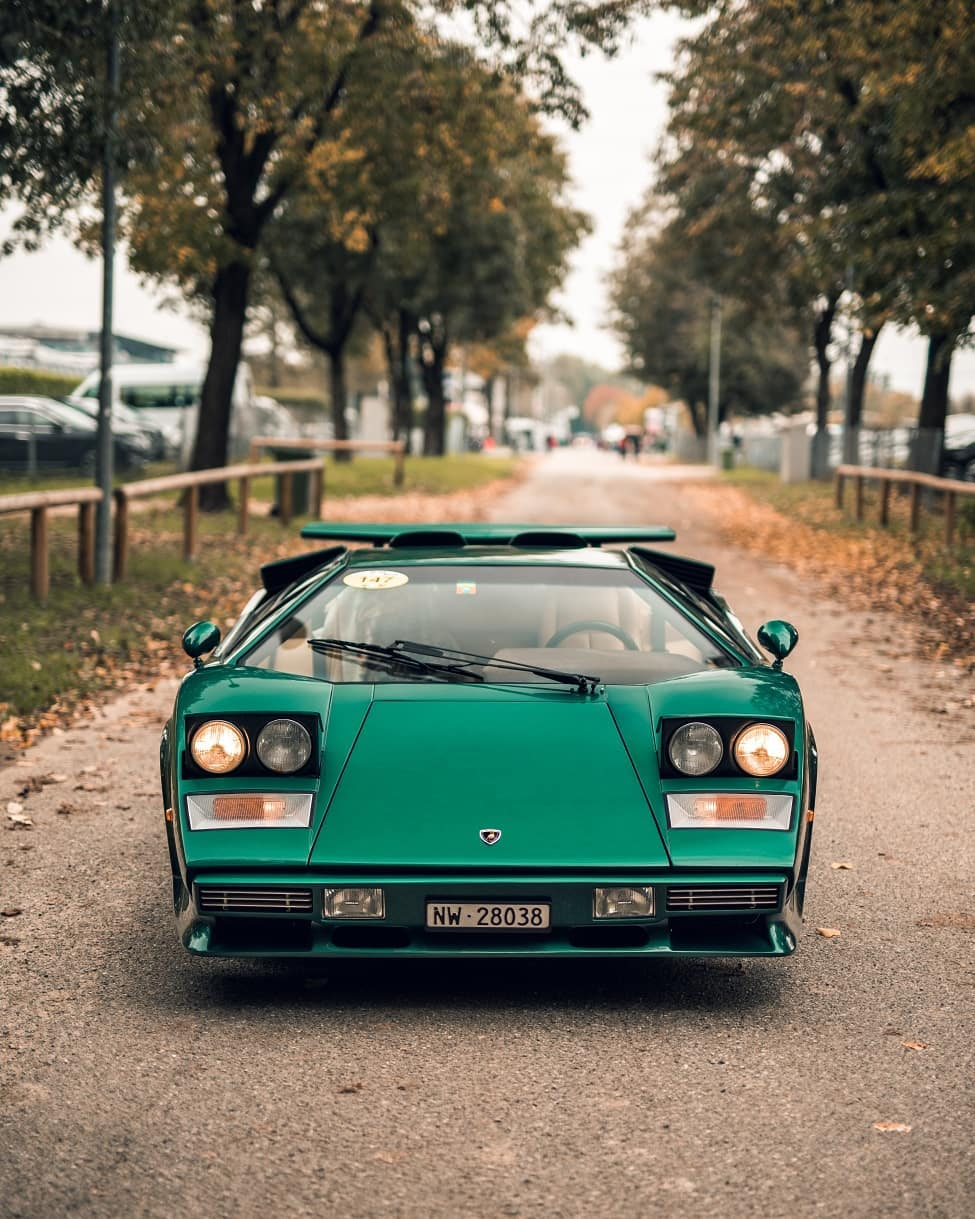 Lamborghini Countach @davidclementephotography - Image 6