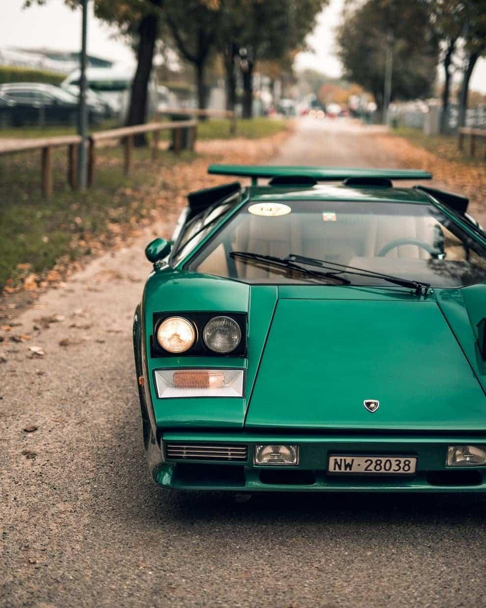 Lamborghini Countach @davidclementephotography - Image 7