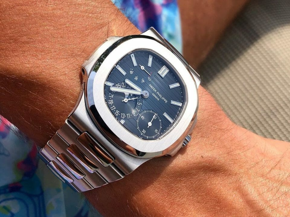 Patek Philippe Nautilus 5712 by @watchrookiee Picture 4