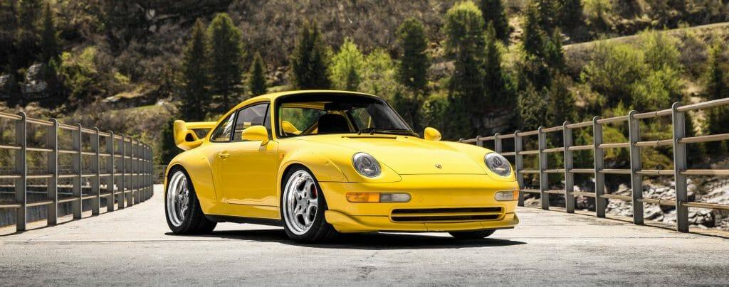 Cover - Porsche 993 GT2