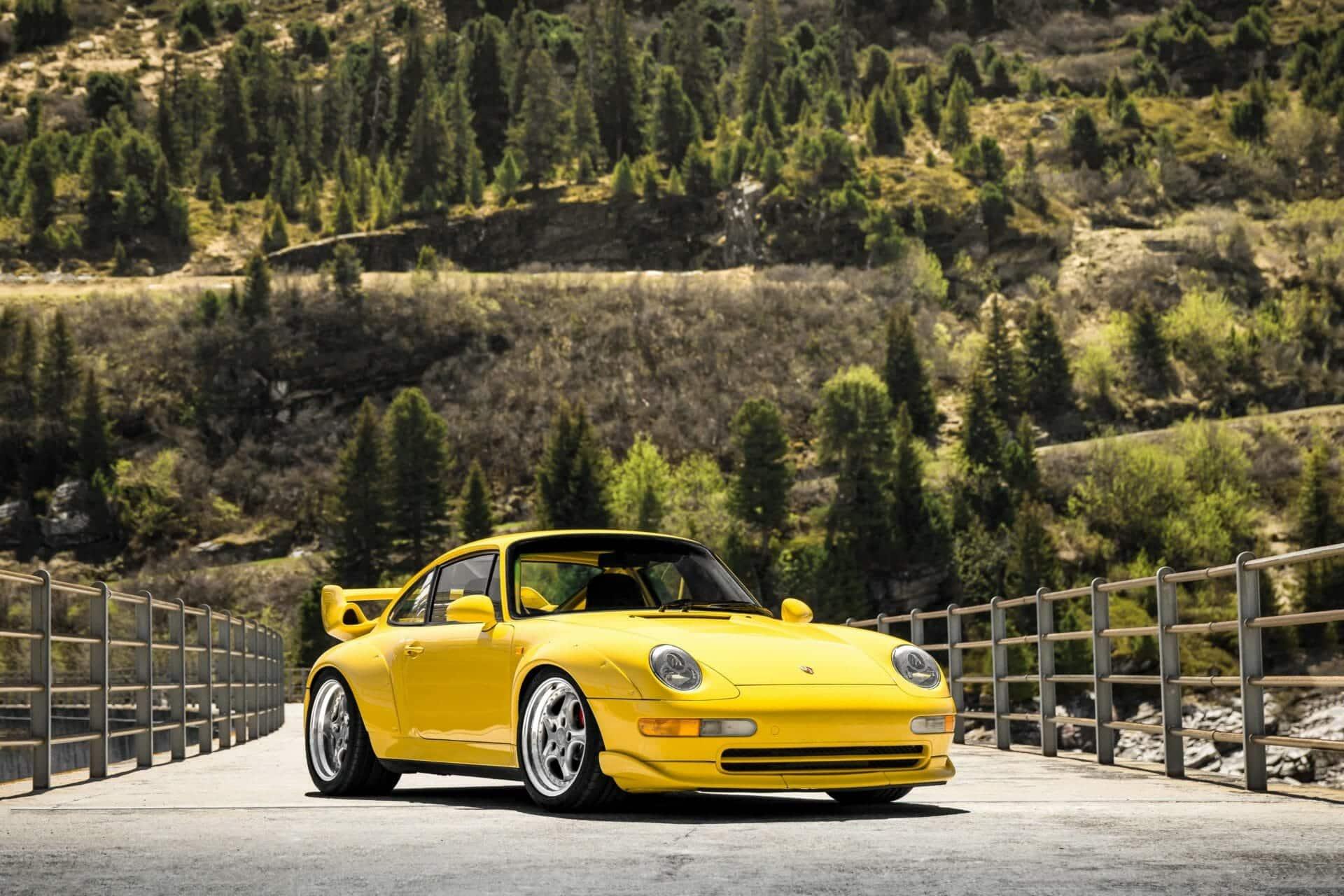 Porsche 993 GT2 Clubsport - Picture 1