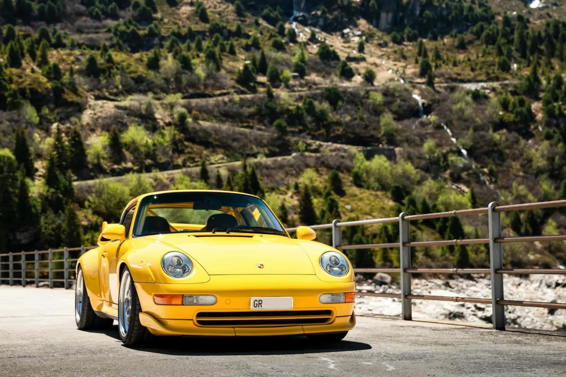 Porsche 993 GT2 Clubsport - Picture 2