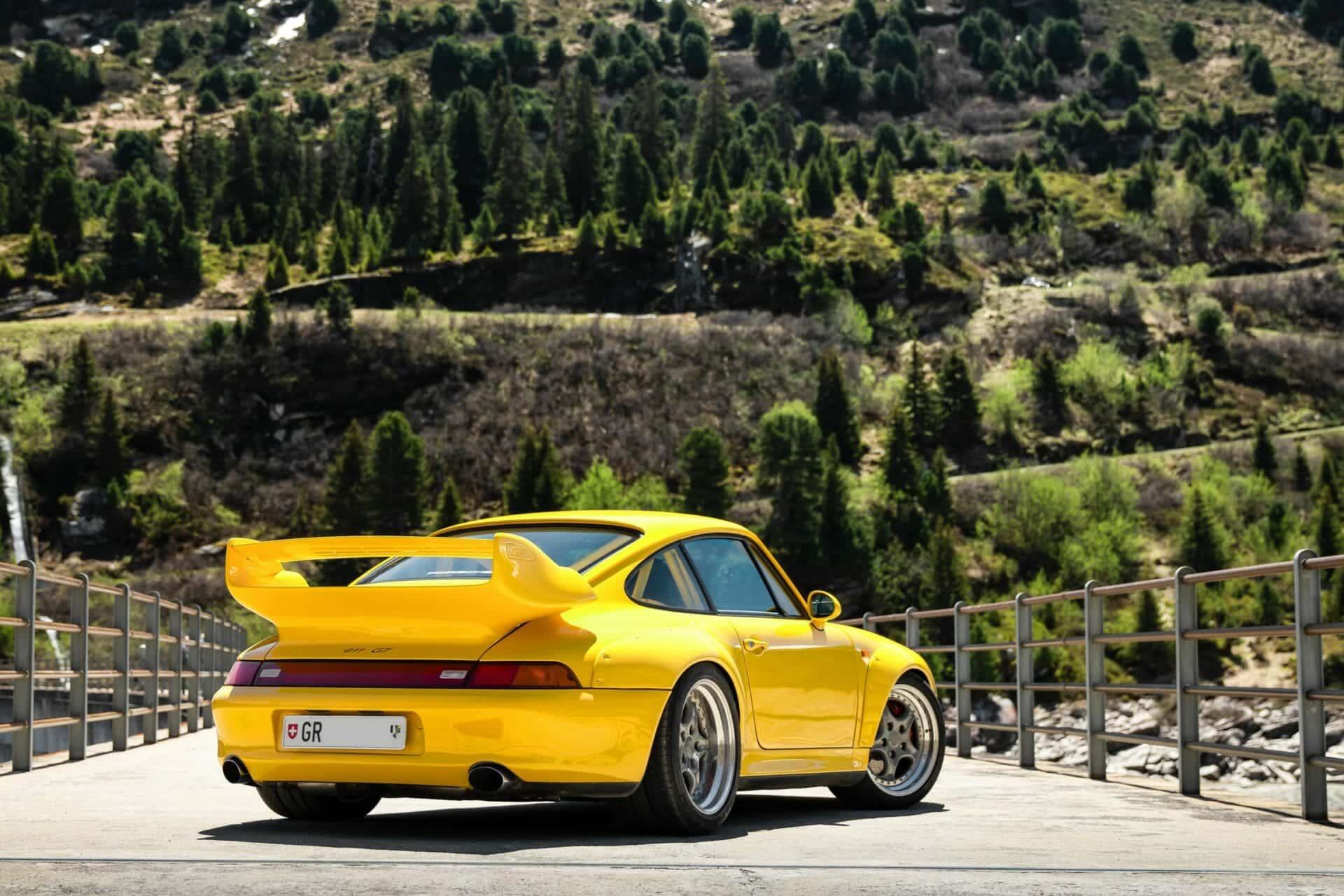 Porsche 993 GT2 Clubsport - Picture 3