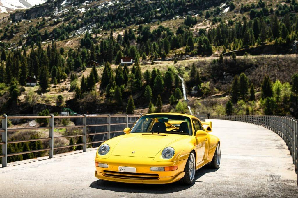Porsche 993 GT2 Clubsport