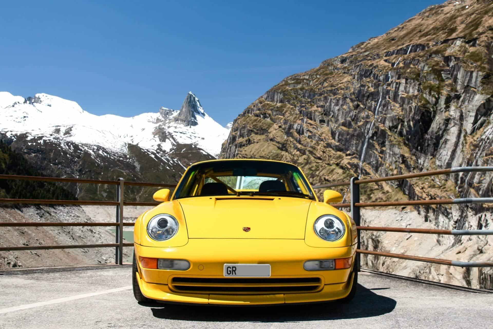 Porsche 993 GT2 Clubsport - Picture 5