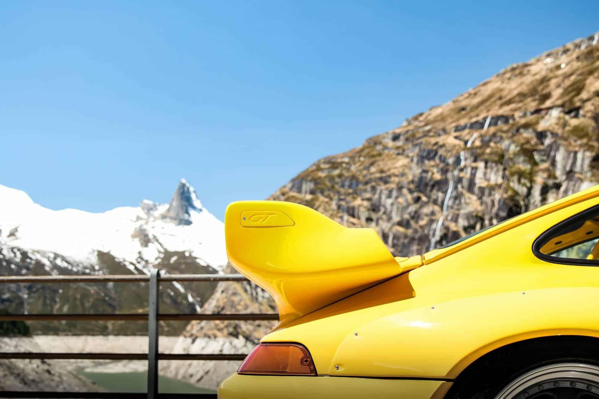 Porsche 993 GT2 Clubsport - Picture 6