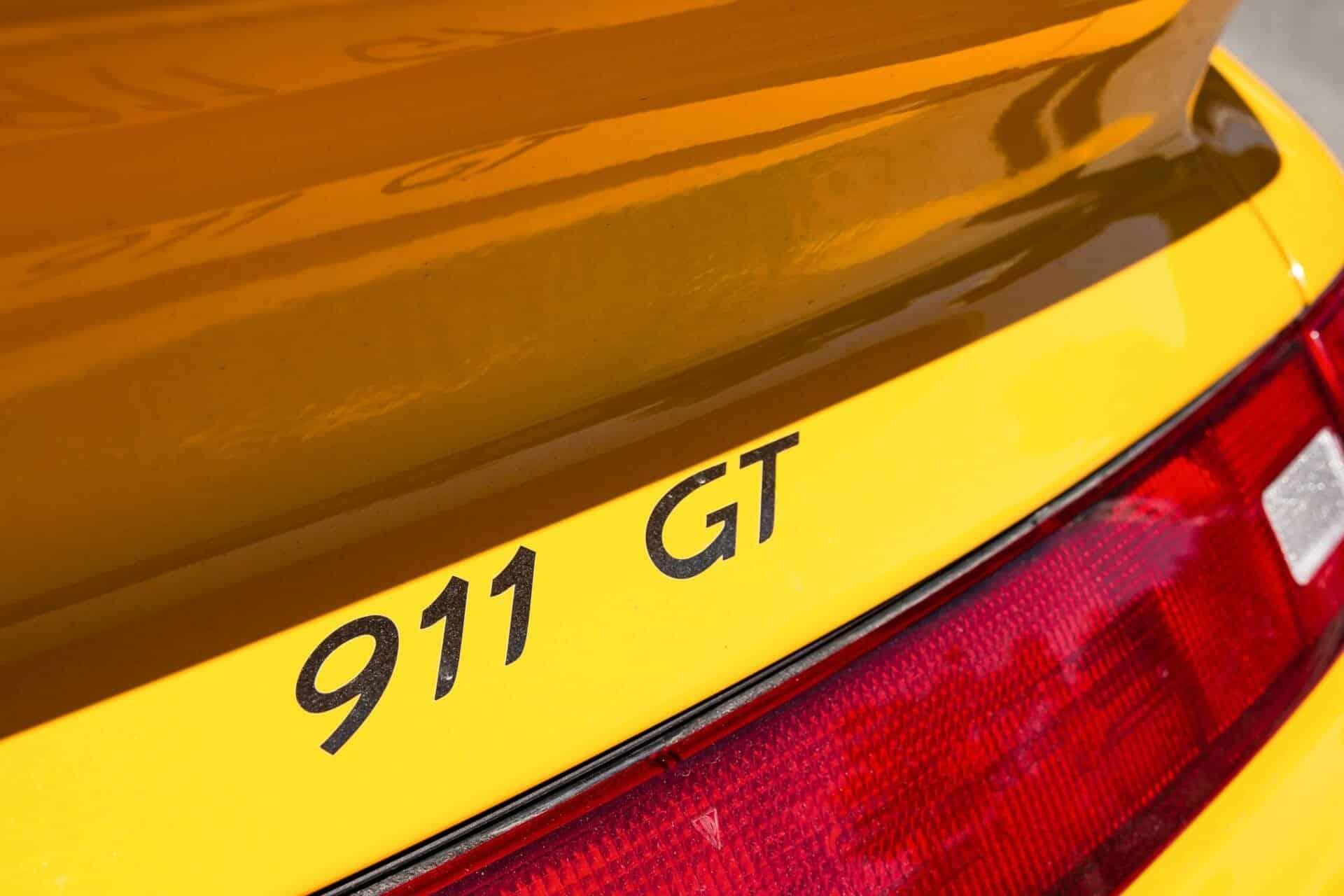 Porsche 993 GT2 Clubsport - Picture 7