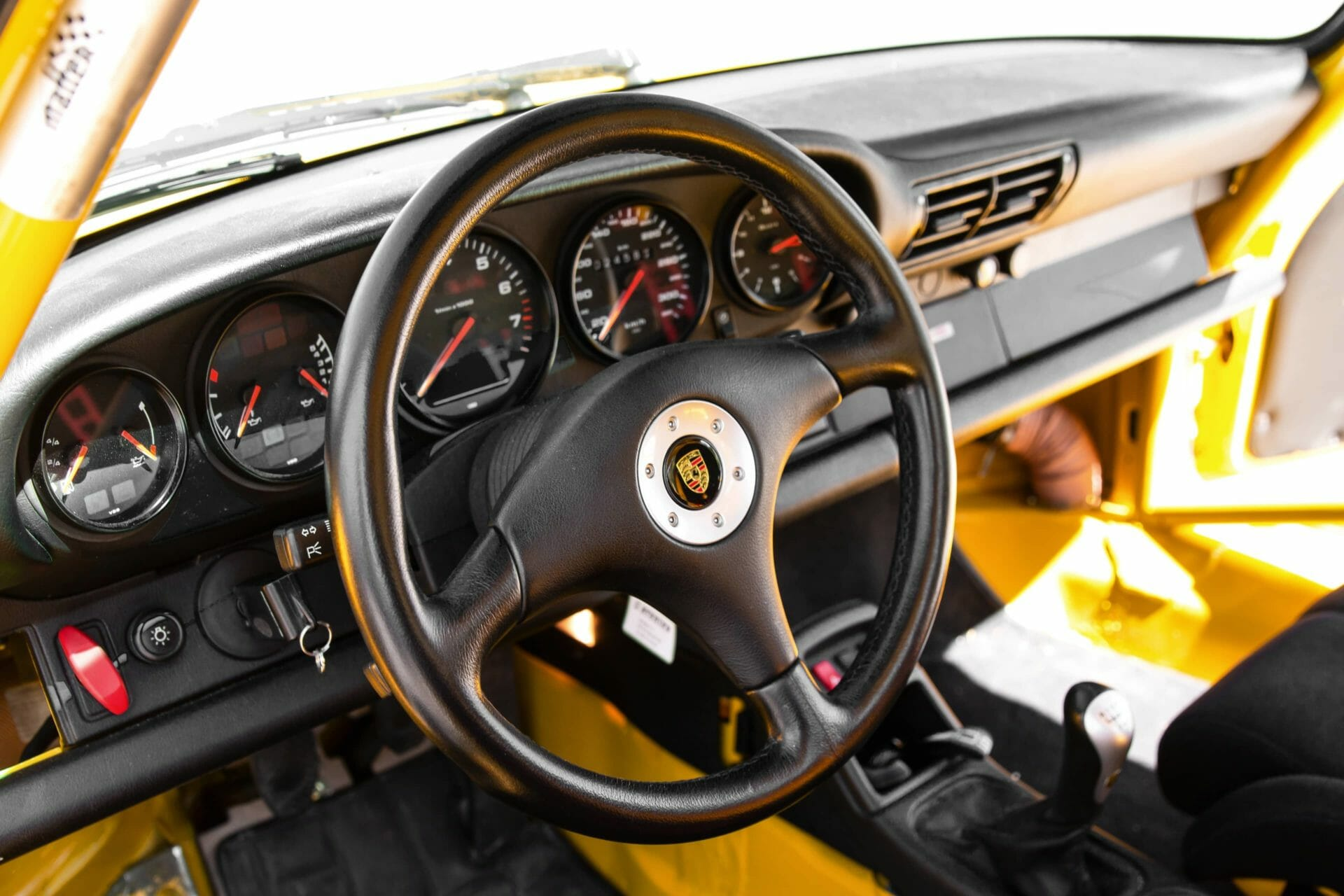 Porsche 993 GT2 Clubsport - Picture 8