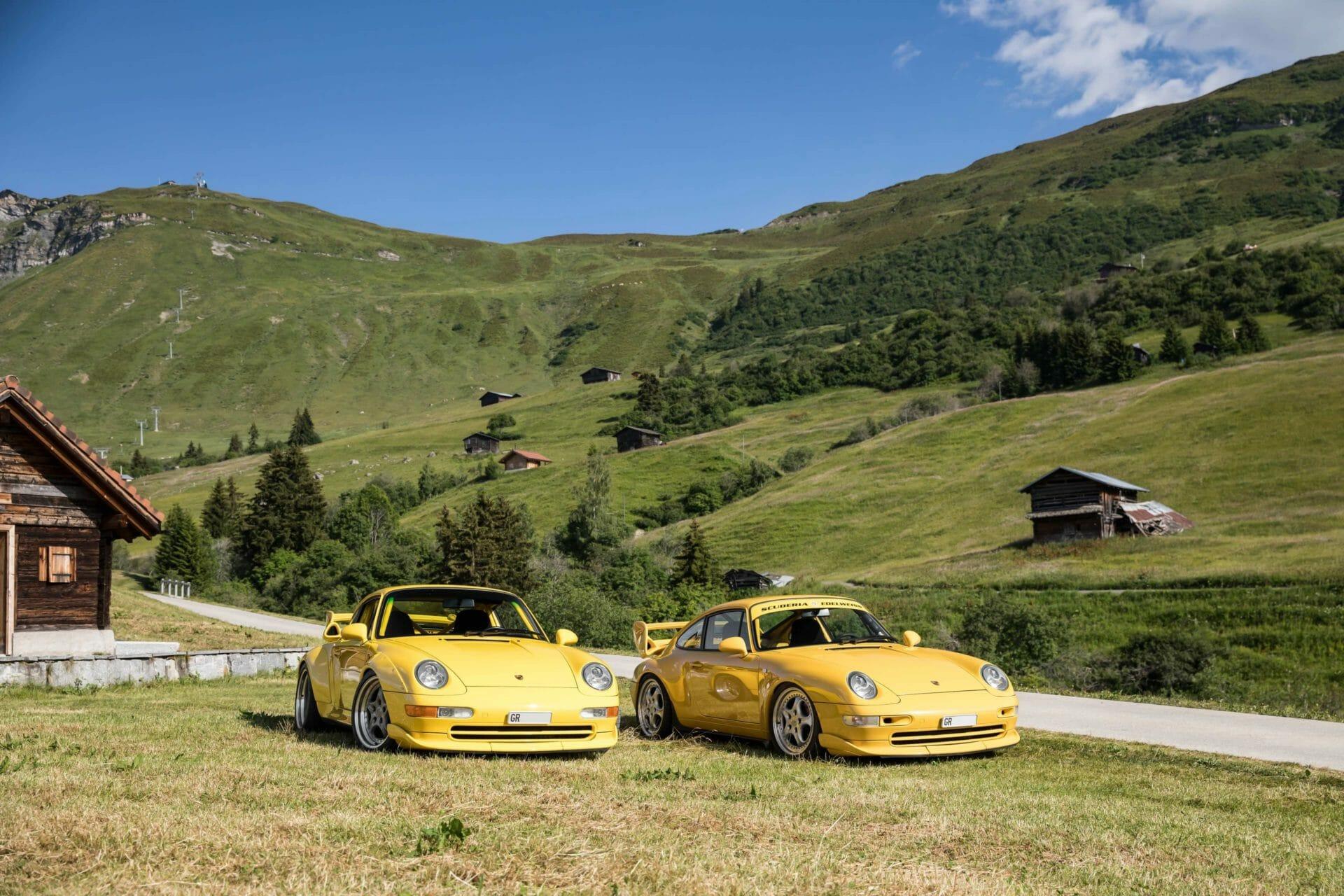 Porsche 993 GT2 Clubsport & Porsche 993 Carrera RS - Picture 11