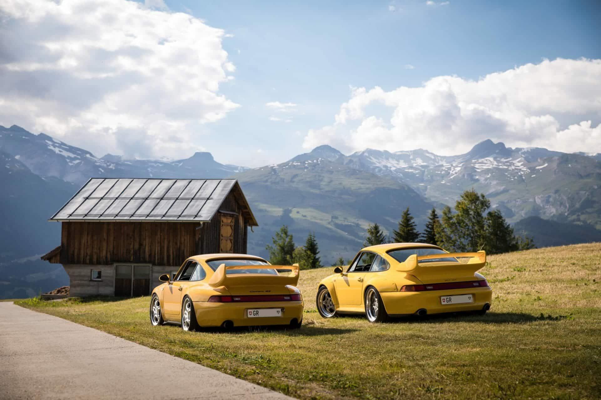 Porsche 993 GT2 Clubsport & Porsche 993 Carrera RS - Picture 12