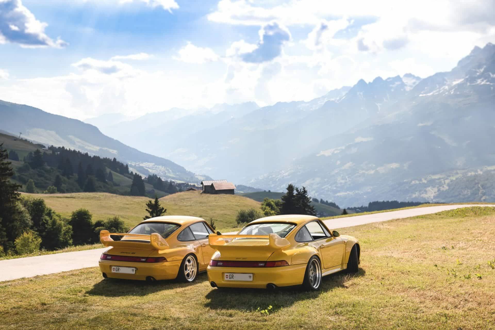 Porsche 993 GT2 Clubsport & Porsche 993 Carrera RS - Picture 13