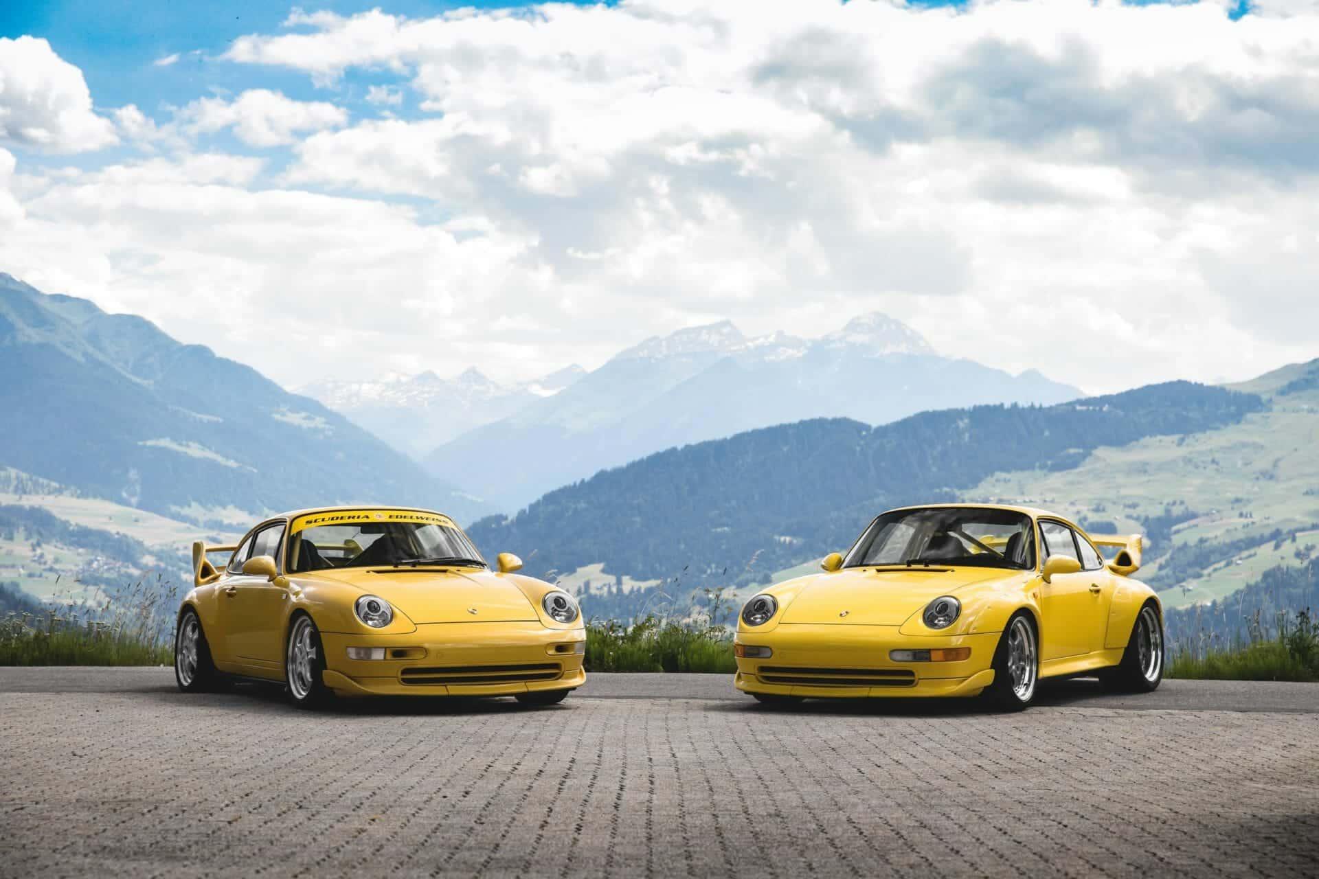 Porsche 993 GT2 Clubsport & Porsche 993 Carrera RS - Picture 14