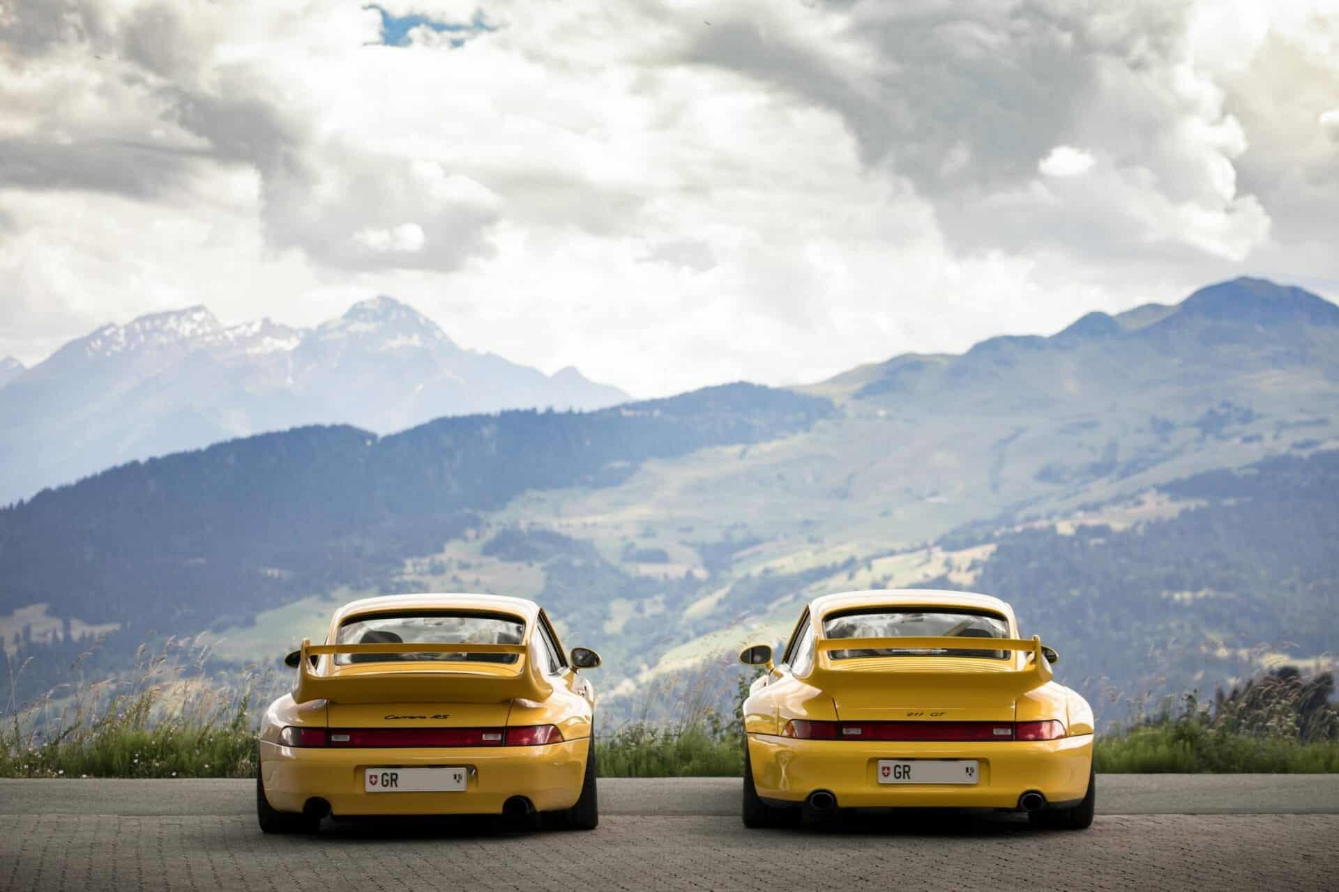 Porsche 993 GT2 Clubsport & Porsche 993 Carrera RS - Picture 15