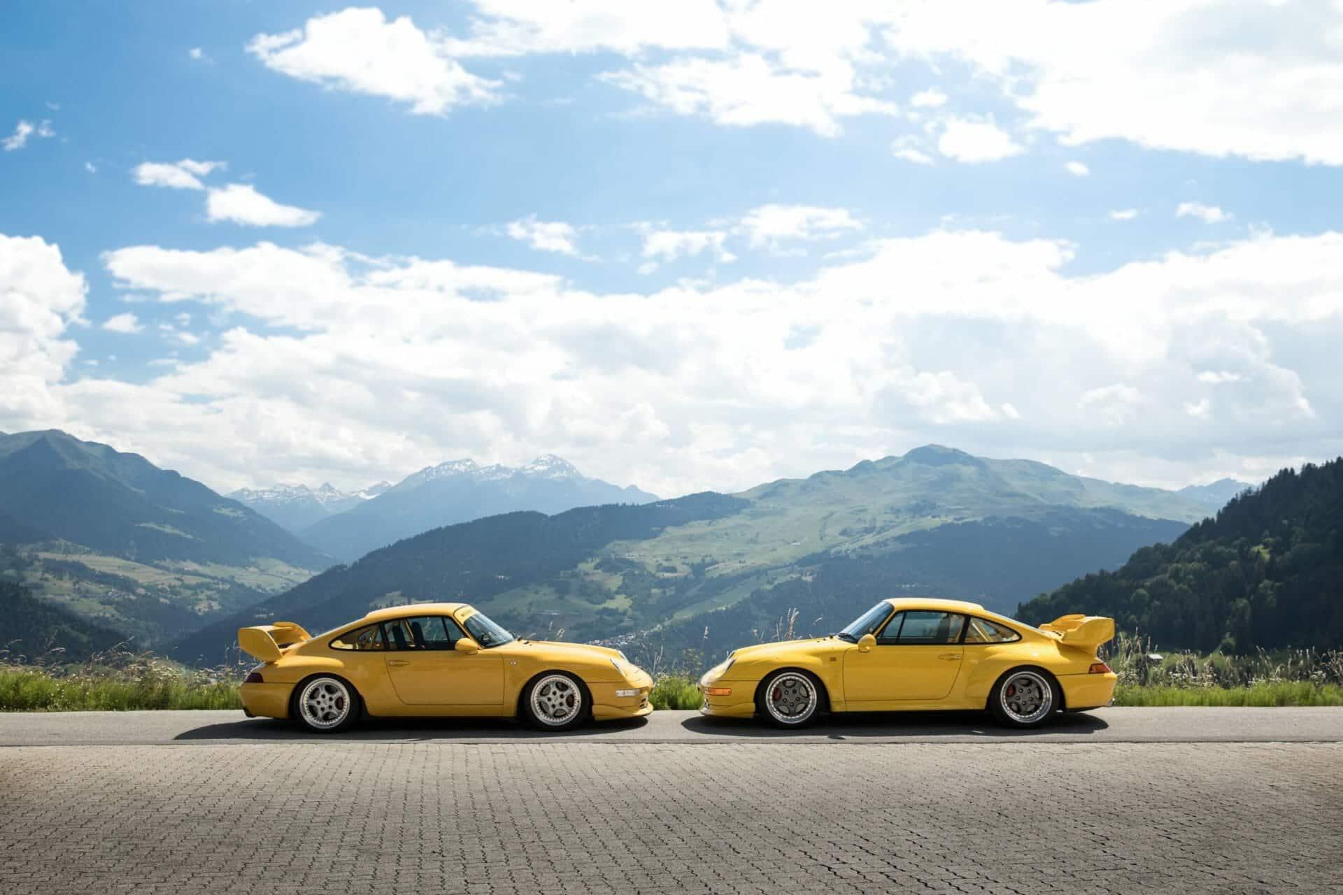 Porsche 993 GT2 Clubsport & Porsche 993 Carrera RS - Picture 16