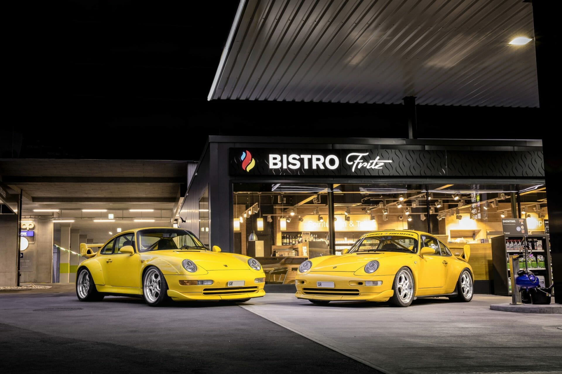 Porsche 993 GT2 Clubsport & Porsche 993 Carrera RS - Picture 17