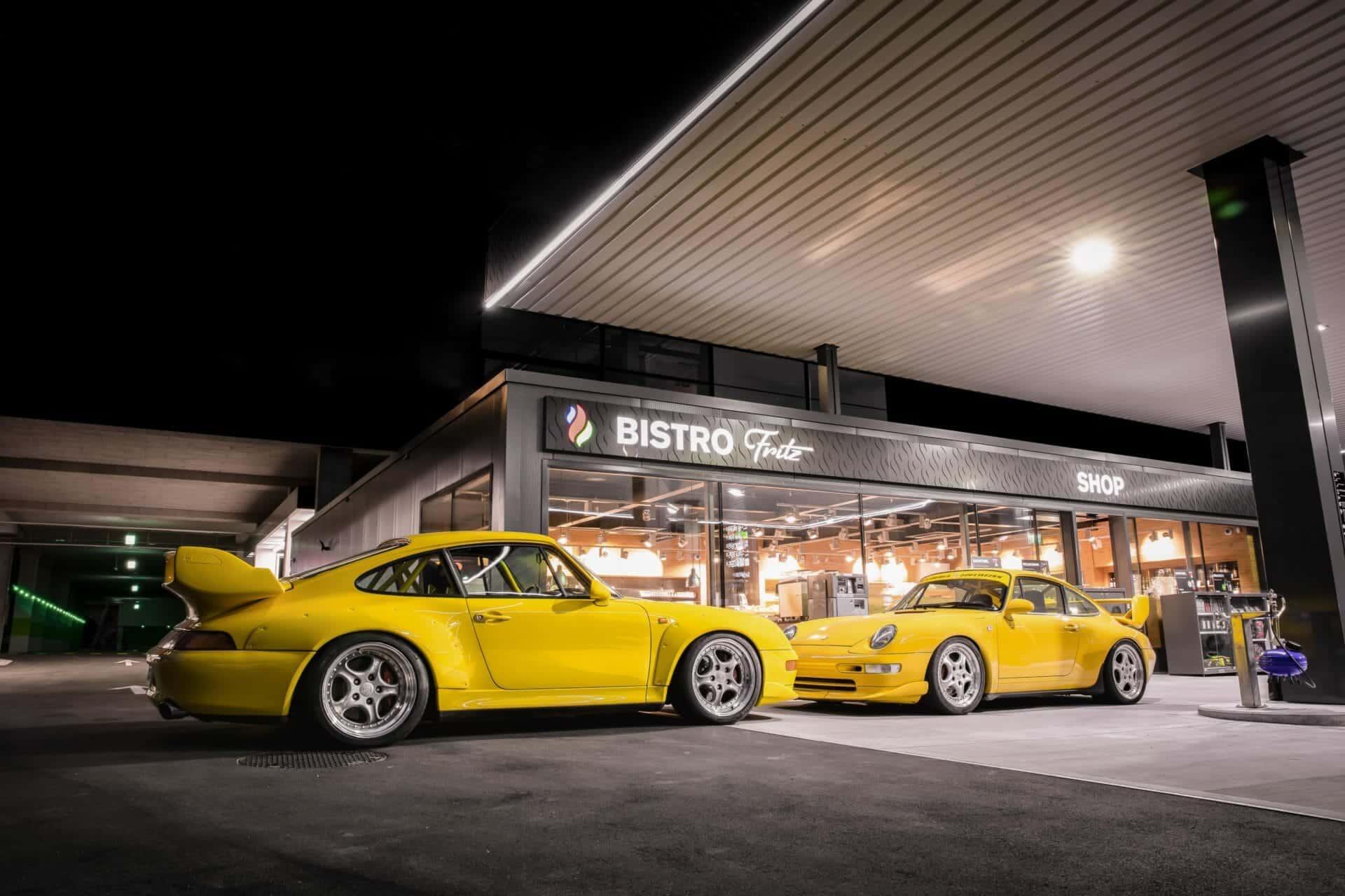 Porsche 993 GT2 Clubsport & Porsche 993 Carrera RS - Picture 18