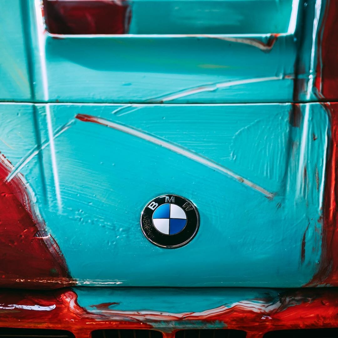BMW M1 by Andy Warhol - BMW Art Cars - Picture 5 by Stephan Bauer