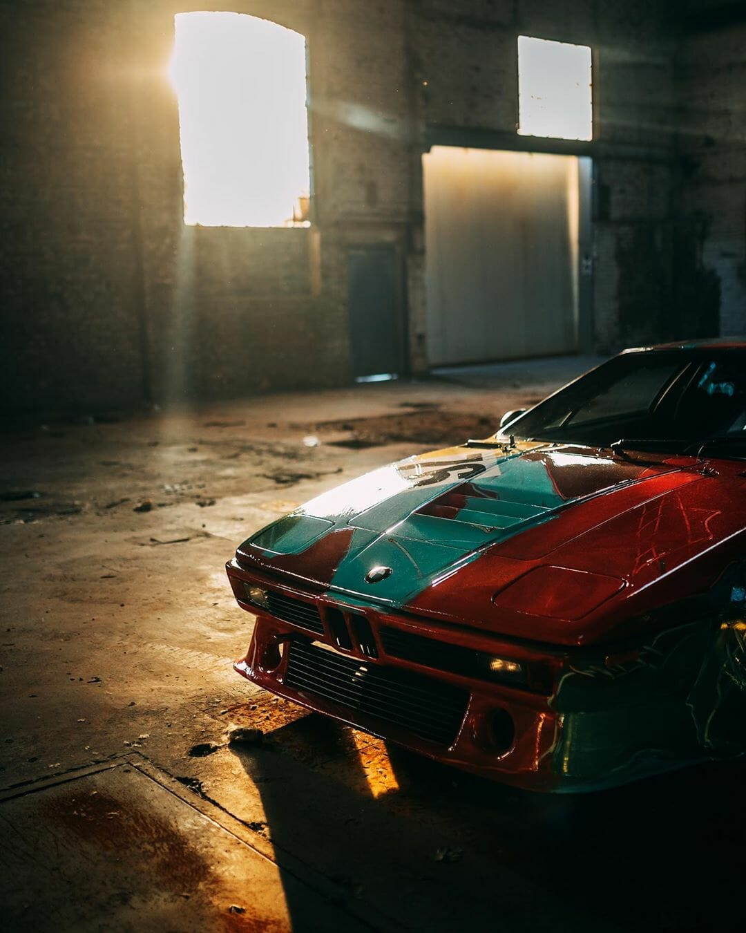 BMW M1 by Andy Warhol - BMW Art Cars - Picture 7 by Stephan Bauer