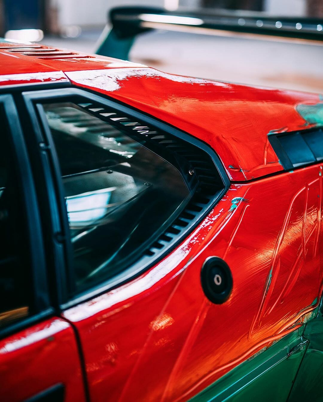 BMW M1 by Andy Warhol - BMW Art Cars - Picture 8 by Stephan Bauer